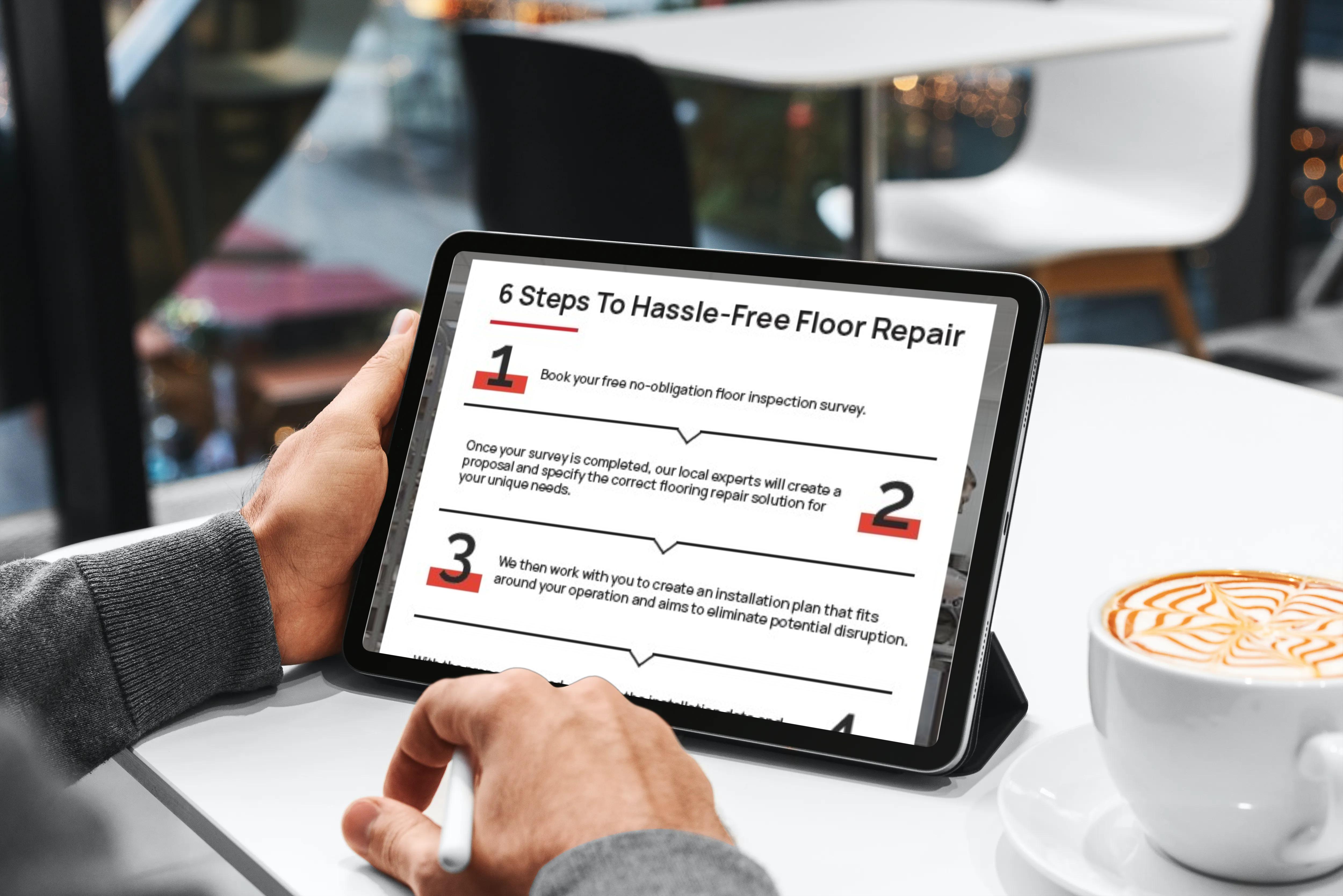 The Essential Guide To Industrial Resin Floor Repairs